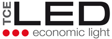 TCE-LED economic light